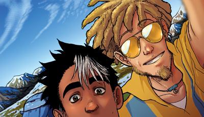 <epic tj and amal gay webcomic
