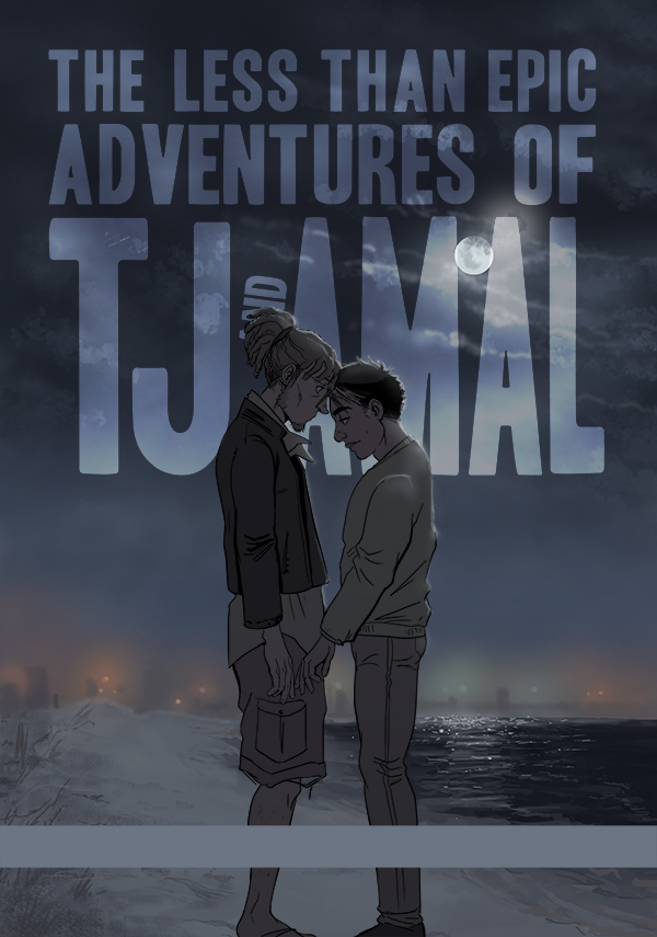 THE LESS THAN EPIC ADVENTURES OF TJ AND AMAL, E.K. Weaver